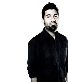 Mad love for the Butcher <3 Chino Moreno...one of my fav pics of him.