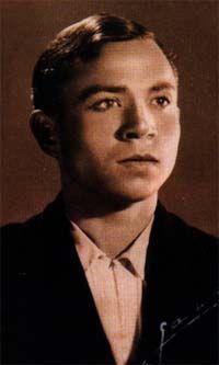 Miguel Hernandez. Poeta español encarcelado y muerto en prisión durante la Guerra Civil Española.