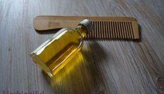 Huile capillaire pour cheveux bouclés, frisés, crépus