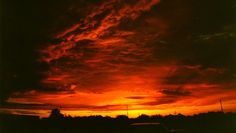 Lubbock,Texas- West Texas has some of the most beautiful sunsets.