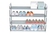 image for 20-Pair Shoe-Organizer Shelf