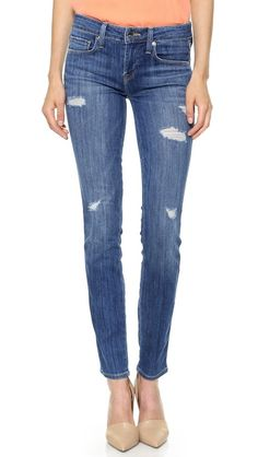 Genetic Shya Skinny Jeans | slightly distressed