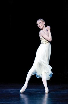 Love is a struggle, and so is my love of dance. It is not the same love that so many little girls think they have for ballet. That is a love of pink and puff, a desire to be a princess. That early concept of ballet is abandoned soon ... More »