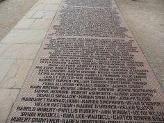 Yorkshire Sculpture Park - corten walkway