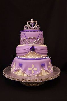51 Trendy birthday girl cake princess sofia the first Princess Sofia Cake, Princess Sofia Birthday, Sofia The First Birthday Cake, Birthday Cake Girls, 2nd Birthday, Birthday Ideas, Sophia Cake, Bolo Fack, Prince Cake