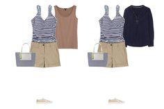 summer 2015 holiday capsule wardrobe
