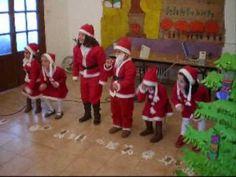 """Representación de la canción """"El abeto está vacío"""" por parte de los niños y niñas de Educación Infantil y Primer Ciclo de Primaria de El Frasno."""