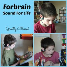 Greatly Blessed: Forbrain - Sound For Life Sensory Integration, Add Adhd, Special Needs, Homeschooling, Adoption, Encouragement, Blessed, Positivity, Posts