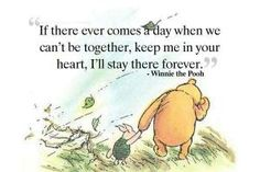 poohs quote - Winnie The Pooh Picture