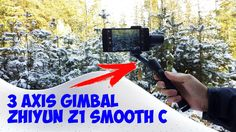 Офигенный стабилизатор стедикам для смартфона или экшн камеры Zhiyun Z1 ...