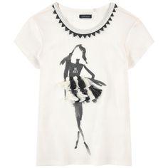 T-shirt illustré - 157916