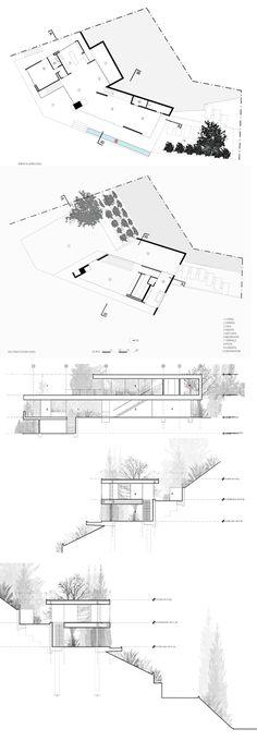 Openhouse / XTEN Architecture #plan #section