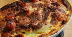 Gratin d'aubergines à la mozzarella – Page 2 – Vos Recettes Lasagna, Pork, Meat, Ethnic Recipes, Sauce, Parfait, Parmesan, Recipe Of The World, Cooking Recipes