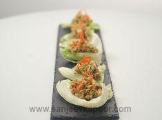 25 best continental cuisines images on pinterest kitchens sanjeev how to make veg lettuce bundles recipe by masterchef sanjeev kapoor forumfinder Gallery