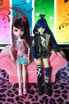 My first pullip doll, Groove J-doll Andrassy Ave.