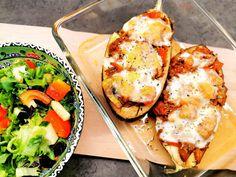 Lavkarbo middag oppskrifter - Sunne og næringsrike oppskrifter Bruschetta, Ethnic Recipes, Food, Meal, Essen, Hoods, Meals, Eten