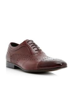 Dune Amore Multi multi formal brogue Brown - House of Fraser cherry Brown House, House Of Fraser, Brogues, Dune, Kids Fashion, Cherry, Oxford Shoes, Dress Shoes, Lace Up