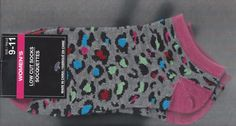 Women's Low Cut Socks NWT