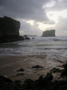Costa de Llanes.