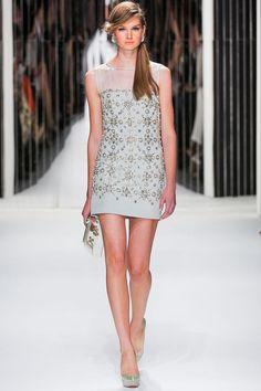 Jenny PackhamSpring 2013 Ready-To-Wear.