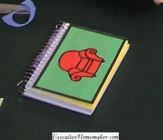 Nick Jr.com has a lot of great images and clip art for your Blue's Clues birthday party. Make your own Handy Dandy notebook for each guest. How to Make: 1. Print the notebooks out on red paper. 2. Cut out the red chairs and past it onto green paper. 3. Glue them to the front …