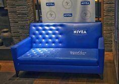 Buena la idea, diseño de marketing de guerrilla de crema para la celulitis Nivea...