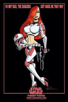Jessica Rabbit Storm Trooper