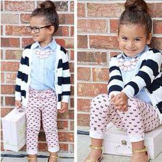 Spring Girls Fashion