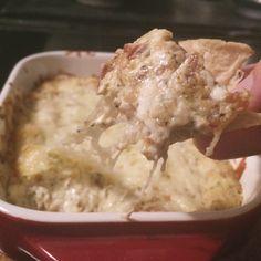 hot caramiled onion dip