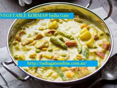 India Gate, Order Book, Korma, Fine Dining, Cheeseburger Chowder, A Table, Restaurant, Indian, Vegetables
