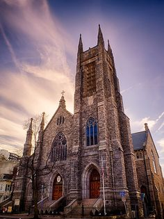 The Basilica of Saint John The Evangelist - Stamford - Connecticut - USA