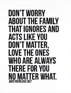 Cutting People Out Of Your Life Doesnt Have Limitsfamily