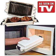 Microwave Grill - As Seen On TV!