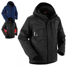 "Winterjacke ""4881"" - BLAKLÄDER® #Blåkläder #winterjacke #winterarbeitsjacke #arbeitsjacke"