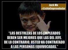 Jack Ma, logró darle un giro a su vida y pasar de ser un profesor de inglés al hombre más rico de China con su Grupo Empresarial #Alibaba,