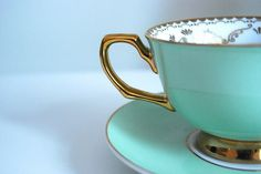 bluewater tea cup
