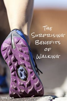 Walk your way to better health.