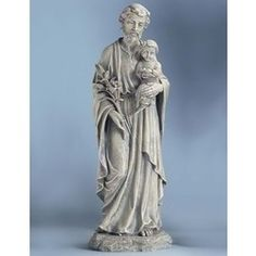 St. Joseph Garden Figure - 20 inch