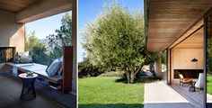 Steven Harris Architecture in Napa Valley features Warren Platner Side Table | Knoll Inspiration
