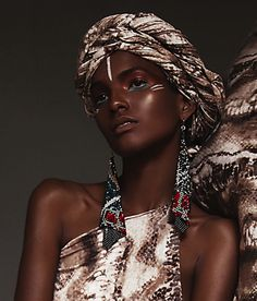crystal-black-babes:  Galaxia Gervacio - Black Models from Dominican Republic Dominican  Models   Caribbean Black Models