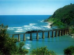 Garden Route - South Africa - A train ride I would like to take. Port Elizabeth, Out Of Africa, What A Wonderful World, Train Rides, Africa Travel, Continents, Wonders Of The World, Wilderness, Places To See