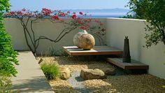 C mo crear un jard n zen en la casa jardiner a aarp en - Jardineria en casa ...