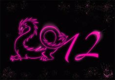 2012 Year of the Dragon...