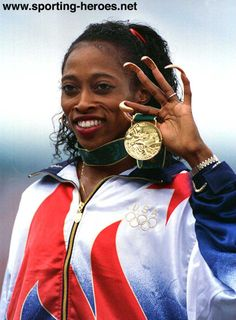Gail Devers and her run to the dream. Olympic Athletes, Olympic Sports, Olympic Games, Gail Devers, Stacey Dash, Track Meet, Meagan Good, Us Olympics, Gabby Douglas