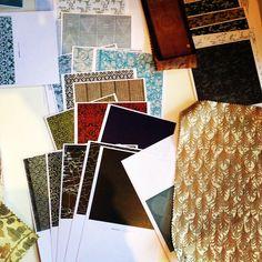 Busy Monday #InteriorDesign #Design #Decor #HomeDecor #Fortuny