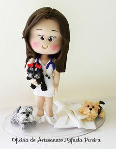 Cake Models, Biscuit, Dog Cakes, Fondant Figures, Sugar Art, Gum Paste, Cake Cookies, Cake Toppers, Disney Princess