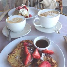 Good morning, have a great weekend! #pancake #coffee #breakfast