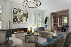 Atherton Estate by Favreau Design