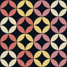 Disco Circles! #purpura #cementtiles