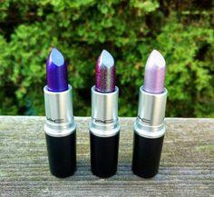 MAC Bangin' Brilliant collection (Model Behavior, On and On, Pick Me Pick Me!)